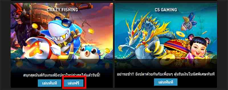 วิธีหาเกมส์ตกปลา pcที่คุณต้องรู้